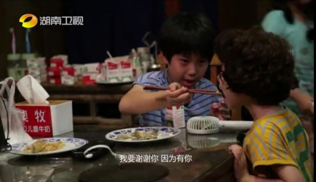 湖南卫视《谁知盘中餐》开播马晨焱秒变小厨师大秀厨艺